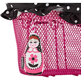 "Basil Jasmin Baboushka Cykelkurv Børn 12-20"" pink"